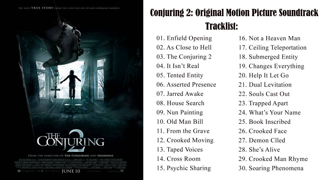 The conjuring 2 release date in Melbourne