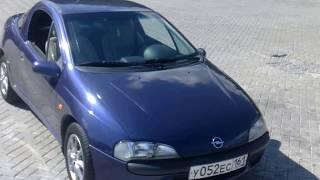 Opel Tigra бзор