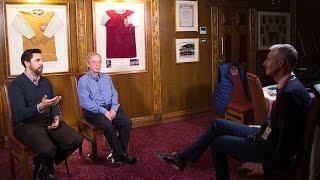 Burnley FC in the Community Interview - Neil Hart & Brian Flynn 20/04/17