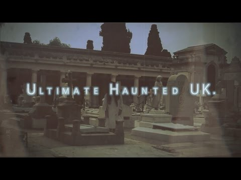 Ultimate Haunted UK. The Galleries of Justice.