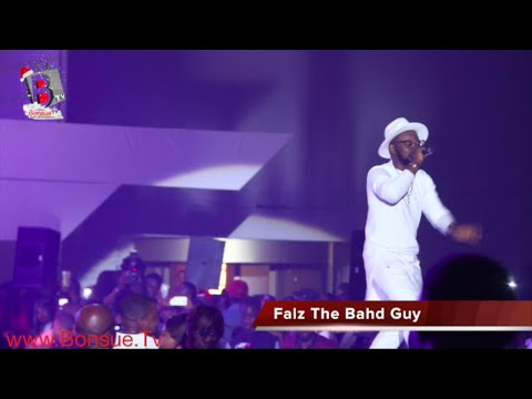 Video: OLAMIDE LIVE IN CONCERT- FALZ THE BAHD GUY begs for mercy from KARASHIKA