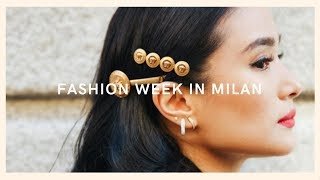 MY MILAN FASHION WEEK TRAVEL DIARY | Heart Evangelista