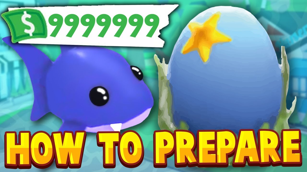 Download How To Prepare For The Adopt Me Ocean Egg Update Release! Roblox Adopt Me Pets New Ocean Update 2021
