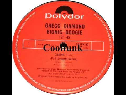 Gregg Diamond & Bionic Boogie - Chains (Electro-Disco-1978)