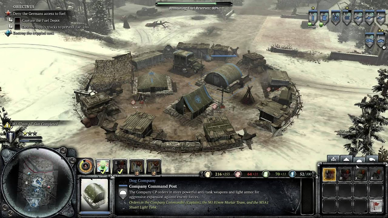 Company Of Heroes 2 Discussion - letsplay.live