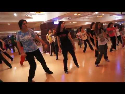 2013/3/2 TD Dance Intro-Party on my mind