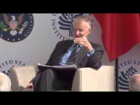 The Week That Changed The World: A Conversation with Dr. Zbigniew Brzezinski