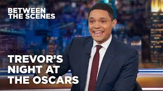 What do you do when you see Beyoncé walking toward you at an Oscars party? Not this. Subscribe to The Daily Show: ...