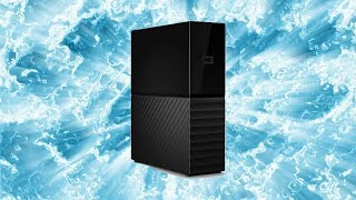 Picked up a WD Western Digitial My book - 4TB External Hard drive - A good buy