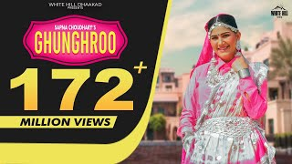 SAPNA CHOUDHARY : Ghunghroo (Full Video)  UK Haryanvi | New Haryanvi Songs Haryanavi 2021
