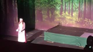 Brooke (HS sophomore) - Moments in the Woods - Into the Woods