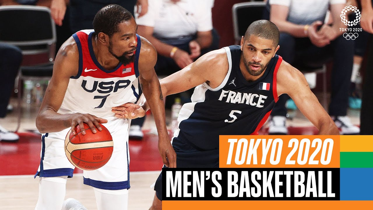 Download Men's basketball - Semi-final & final highlights! | Tokyo Replays