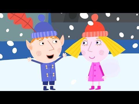 Ben e Holly em Português -  Neve - Episódios de natal 🎄