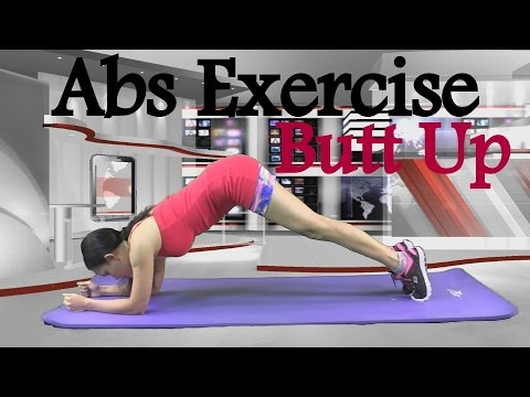 abs workout for women men at home buttups  youtube