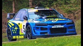 Best Of HillClimb Monsters - Subaru Impreza Compilation