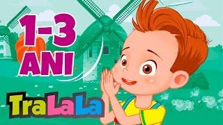 60 MIN - Bate vântul frunzele - Cântecele pentru copii | TraLaLa