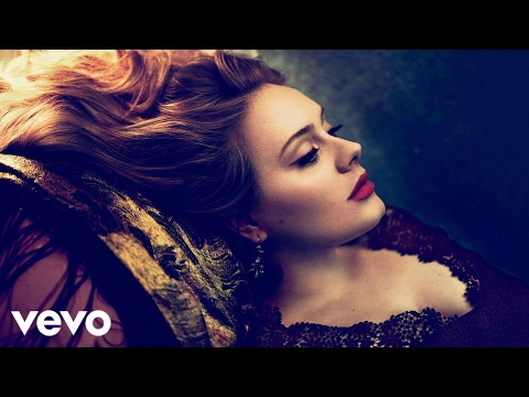 Adele - Water Under the Bridge (Lyric Video)