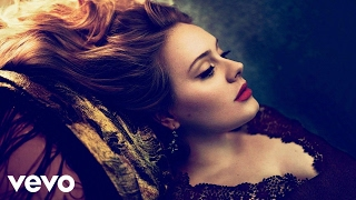 adele water under the bridge lyric video