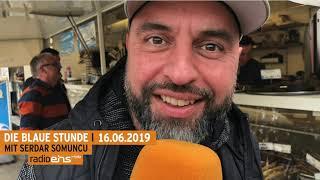 Die blaue Stunde #115 vom 16.06.2019 mit Serdar Somuncu auf dem Spargelhof bei Beelitz