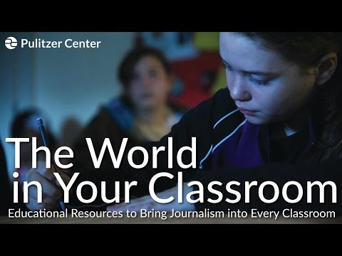 The World in Your Classroom