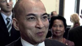 Download Norodom Sihamoni Mp3 and Videos
