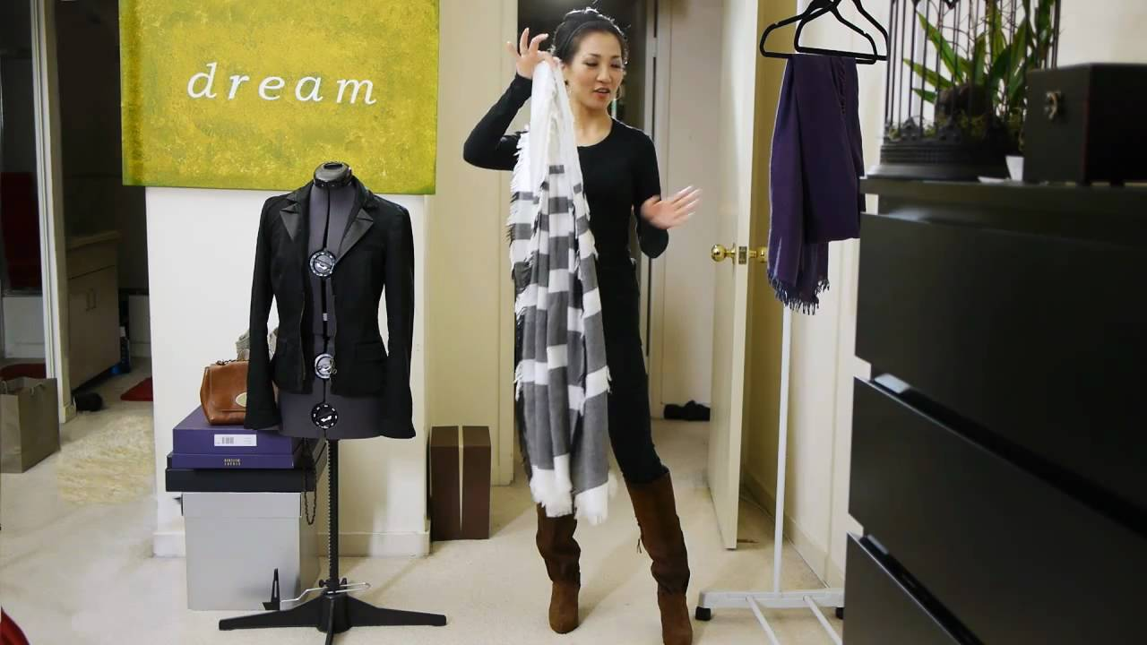 25 Ways to Wear a Scarf - Companion Episode 3