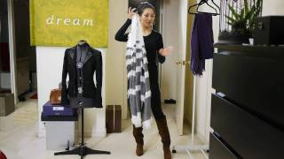 25 Ways to Wear a Scarf - Companion Episode 3