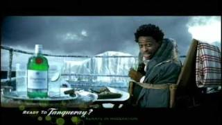 """Tanqueray: Tony Sinclair """"Iceberg"""" Commercial (Music Beast)"""