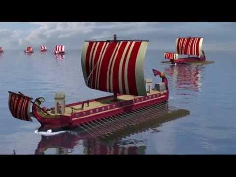 Ancient Roman Fleet
