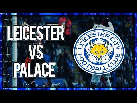 Leicester City vs Crystal Palace - Premier League 16/12/17 (My First Premier League Game)