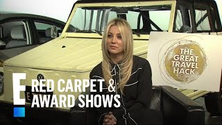 """See Kaley Cuoco's Reaction to """"The Big Bang Theory"""" Ending 