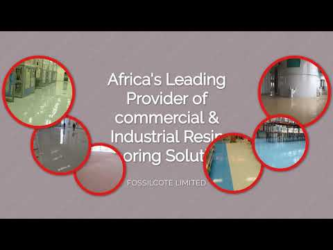 Fossilcote is a leading Africa's epoxy flooring co.