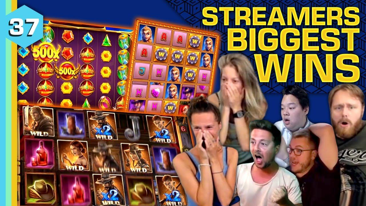 Streamers Biggest Wins – #37 / 2021