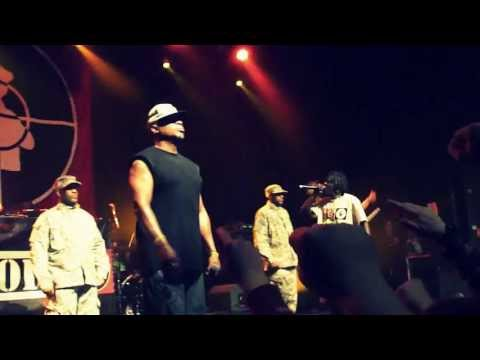 Public Enemy - Harder Than You Think (Finale) - UK TOUR 2013 HD