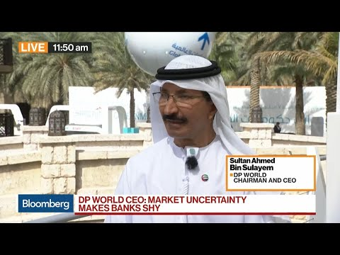 DP World CEO Says Looking to Expand in Africa, Latin America