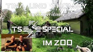 TS SPECIAL - Tina Schüssler & Thomas Sedlmeier im Zoo Augsburg mit Sat.1 und a.tv