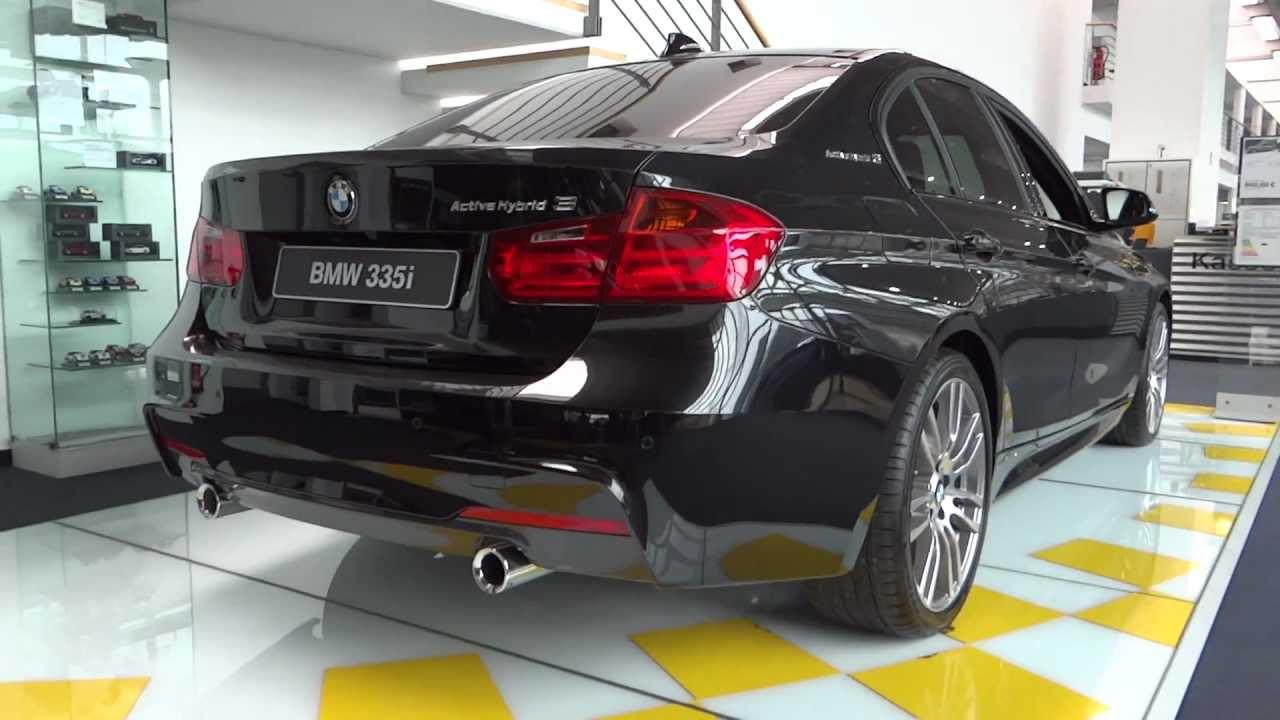 All New BMW I F Active Hybrid YouTube - Bmw 335i hybrid