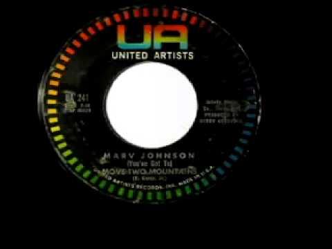 Marv Johnson -