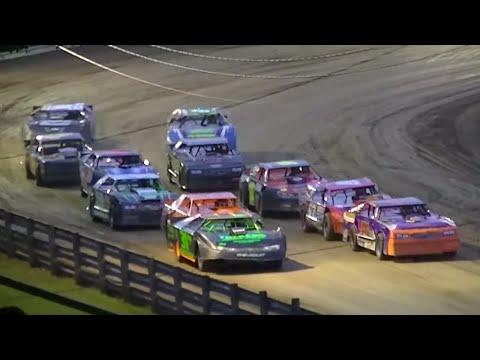 Street Stock Feature | Little Valley Speedway | 7-17-15