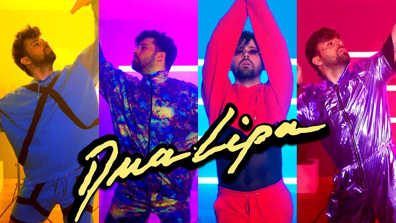BREAK MY HEART - Dua Lipa   DANCE VIDEO