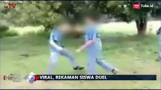 Viral! Video Dua Pelajar di Blora Duel di Lapangan Kosong - BIM 22/02