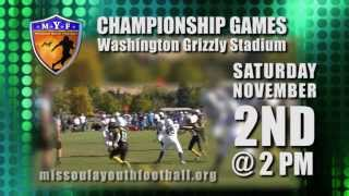 Copy of 2013 MYF Championship Games PSA