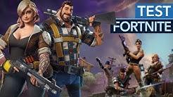 Fortnite Battle Royale im Test / Review