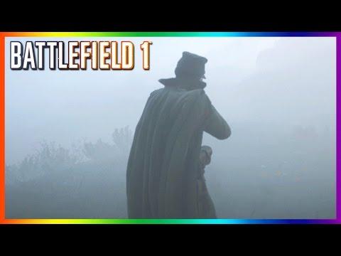 CAMOUFLAGE SNIPER! - BATTLEFIELD 1