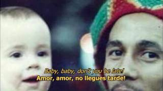 Baby we've got a date (Rock it baby) - Bob Marley (LYRICS/LETRA) (Reggae)