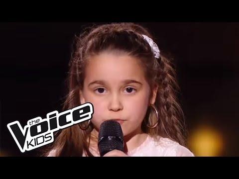The Voice Kids 2016 | Manuela – La bohème (Charles Aznavour) | Demi-Finale
