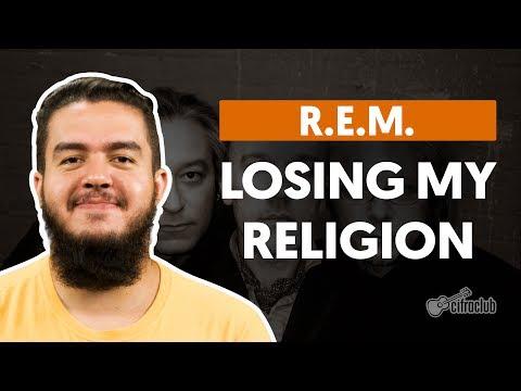 Losing my Religion - R.E.M. (aula de violão simplificada)