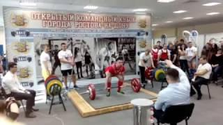 Становая Тяга 185 кг, 190 кг