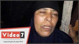 والدة شهيد كفر الشيخ: كنت أنتظره لإقامة عقيقة نجله