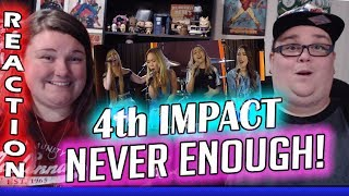 The Greatest Showman - Never Enough | 4TH IMPACT REACTION!! 🔥